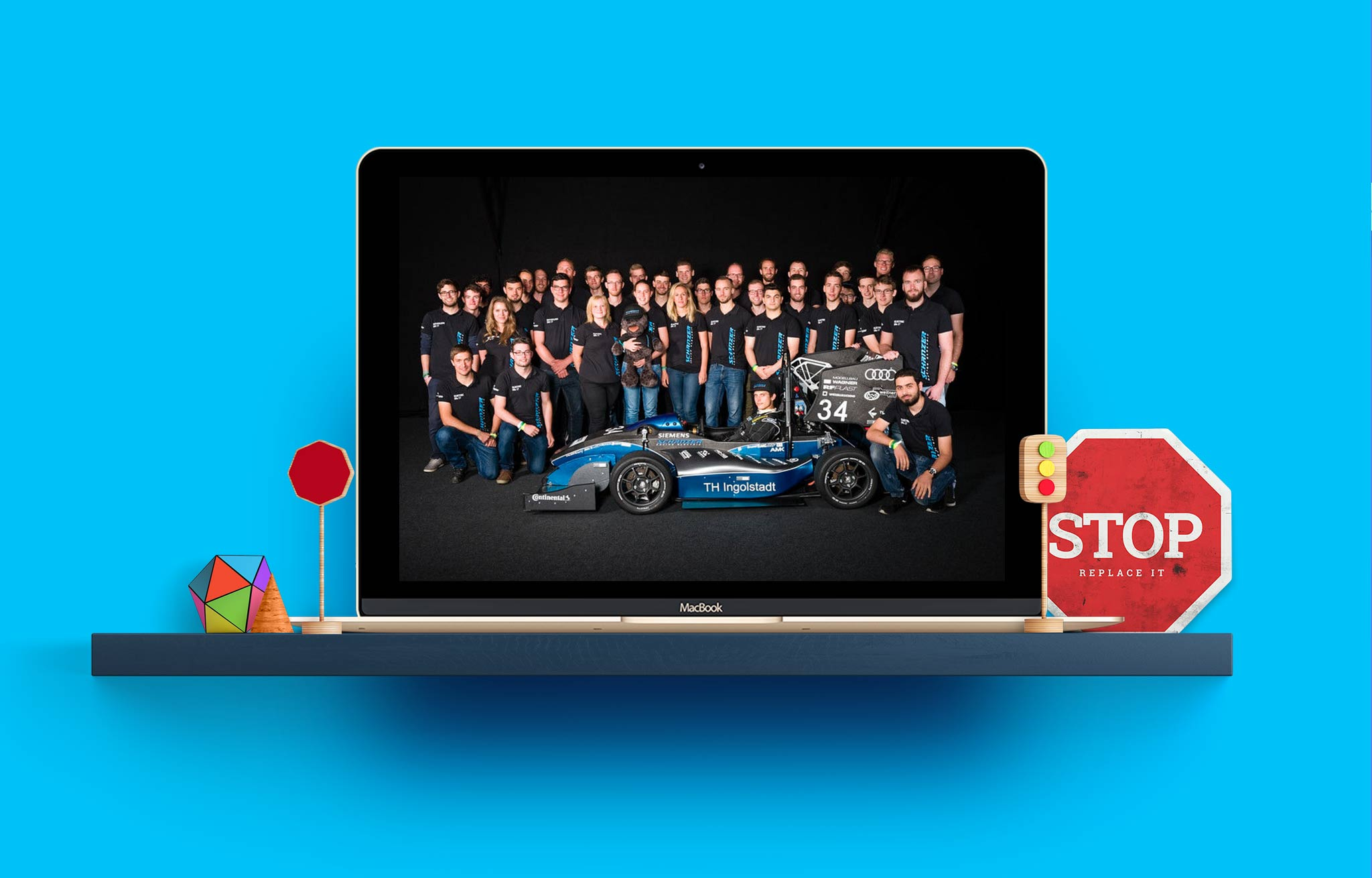 How Schanzer racing used monday.com to build a race car! - monday blog
